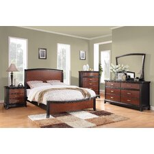 <strong>Wildon Home ®</strong> Neptune Panel Bedroom Collection