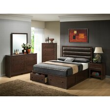 <strong>Wildon Home ®</strong> Harrison Platform Bedroom Collection