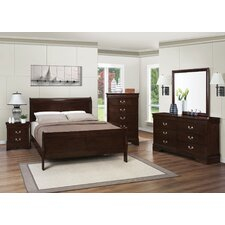 <strong>Wildon Home ®</strong> Montreal Sleigh Bedroom Collection