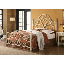 Arched Queen Headboard and Footboard