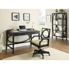 <strong>Wildon Home ®</strong> Standard Desk Office Suite