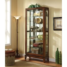<strong>Wildon Home ®</strong> Curio Cabinet