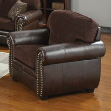Milan Chenille Arm Chair