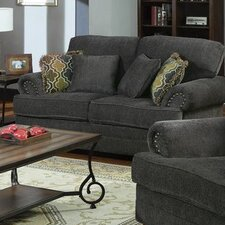 Crawford Chenille Loveseat