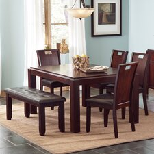 <strong>Wildon Home ®</strong> Beacon 6 Piece Dining Set