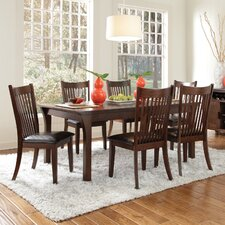Elizabeth 7 Piece Dining Set