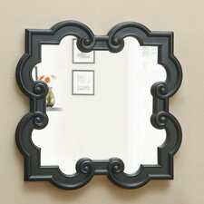 <strong>Wildon Home ®</strong> Quatrefoil Shape Mirror