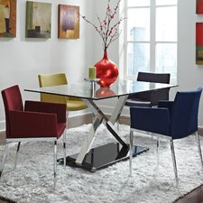 5 Piece Dining Height Dining Set