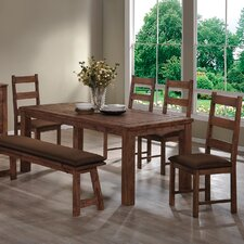 <strong>Wildon Home ®</strong> Cambridge 6 Piece Dining Set