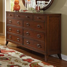 <strong>Wildon Home ®</strong> David 9 Drawer Dresser