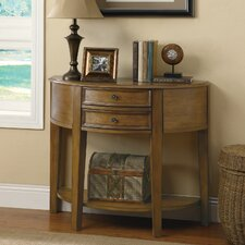 <strong>Wildon Home ®</strong> 2 Small Drawer Entry Table