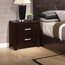 Norfolk 2 Drawer Nightstand