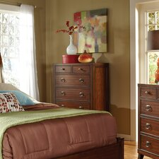 <strong>Wildon Home ®</strong> David 6 Drawer Chest