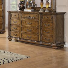 <strong>Wildon Home ®</strong> Backbay 12 Drawer Dresser