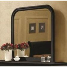 Carbon Rectangular Dresser Mirror