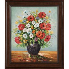 <strong>Wildon Home ®</strong> My Centerpiece Oil Painting Art