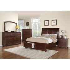 Nicole Platform Bedroom Collection