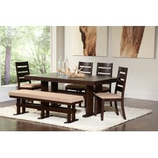 <strong>Wildon Home ®</strong> Colin 6 Piece Dining Set