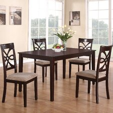 <strong>Wildon Home ®</strong> Kara 5 Piece Dining Set
