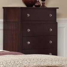 <strong>Wildon Home ®</strong> Allston 5 Drawer Chest