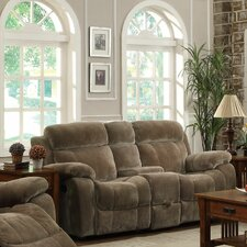 Victor Double Reclining Gliding Loveseat
