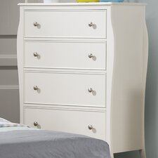 <strong>Wildon Home ®</strong> Pasani 4 Drawer Chest