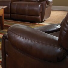 Seville Bonded Leather Recliner