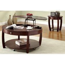 <strong>Wildon Home ®</strong> Coffee Table Set