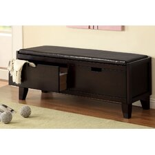 <strong>Wildon Home ®</strong> Wood Bedroom Storage Bench