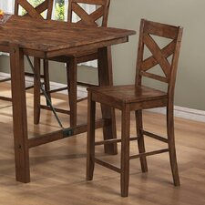 "<strong>Wildon Home ®</strong> Tyler 24"" Bar Stool"