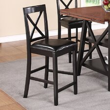 "<strong>Wildon Home ®</strong> Dallas 25"" Bar Stool"