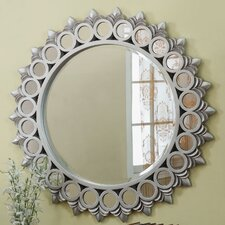 "<strong>Wildon Home ®</strong> 40"" H x 40"" W Wall Mirror"