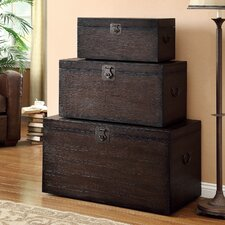 <strong>Wildon Home ®</strong> Storage Trunk Set