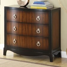<strong>Wildon Home ®</strong> 3 Drawer Accent Chest