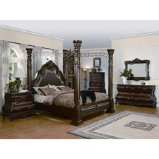 <strong>Wildon Home ®</strong> Calidonian 3 Drawer Nightstand