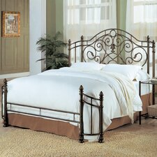 <strong>Wildon Home ®</strong> Mill Valley Metal Bed