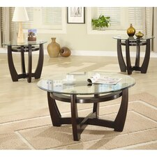<strong>Wildon Home ®</strong> Susanville 3 Piece Coffee Table Set