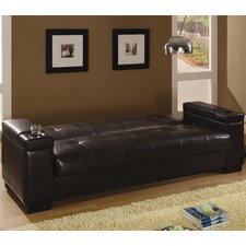 <strong>Wildon Home ®</strong> San Diego Convertible Sofa