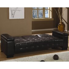 <strong>Wildon Home ®</strong> San Diego Vinyl Sleeper Sofa