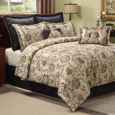 <strong>Wildon Home ®</strong> Corine 8 Piece Comforter Set