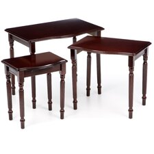<strong>Wildon Home ®</strong> Mossyrock 3 Piece Nesting Tables