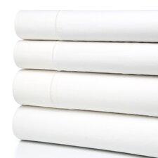 600 Thread Count Solid Sateen Sheet Set