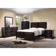 Adele Panel Bedroom Collection
