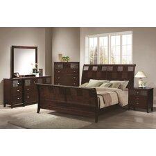Hidalgo Queen Sleigh Bedroom Collection