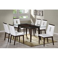 <strong>Wildon Home ®</strong> Wegman 7 Piece Dining Set