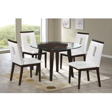 Wegman 5 Piece Dining Set