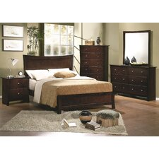 <strong>Wildon Home ®</strong> Milano Panel Bedroom Collection