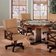 <strong>Wildon Home ®</strong> Bermuda Poker Table Set