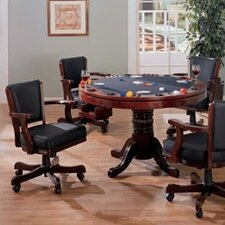 <strong>Wildon Home ®</strong> Norwitch Poker Table Set