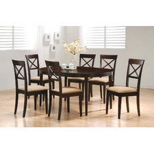 <strong>Wildon Home ®</strong> Crawford 7 Piece Dining Set